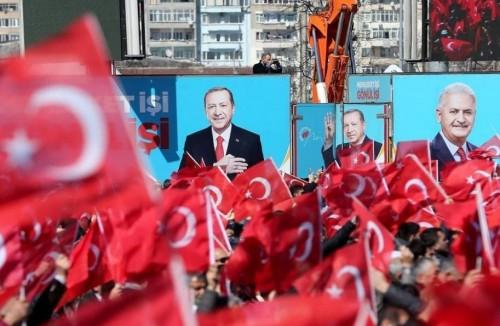 ضربة قاتلة.. حزب أردوغان يفقد أرصدته بأنقرة واسطنبول