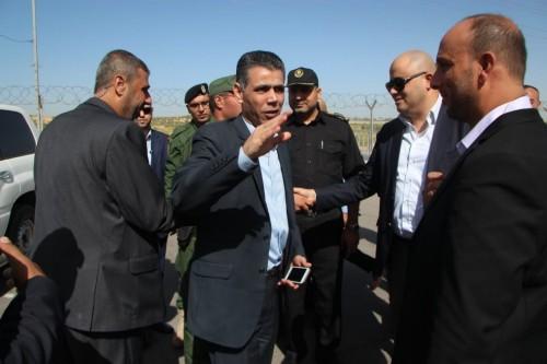 حقيقة إعفاء مسؤول الملف الفلسطيني بالمخابرات المصرية من منصبه