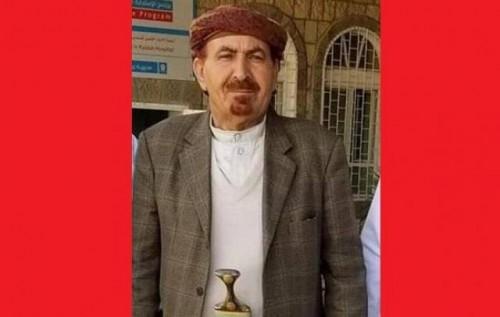 مقتل شیخ قبلي بارز في عمران على ید مشرف حوثي