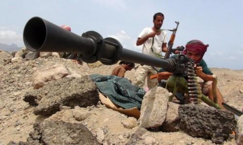 بنيران عشوائية.. الحوثي يرتبك في الحديدة على وقع هزائم الضالع
