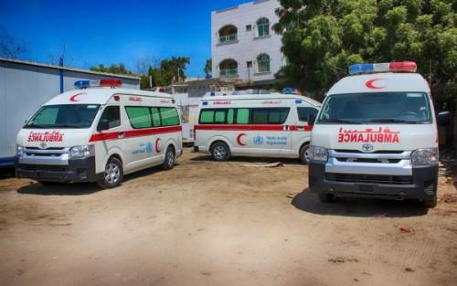 الصحة في خدمة الحرب.. الحوثي يحول عربات الإسعاف إلى دبابات عسكرية