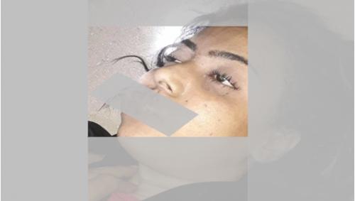 العثور على جثة فتاة مقتولة في بير فضل