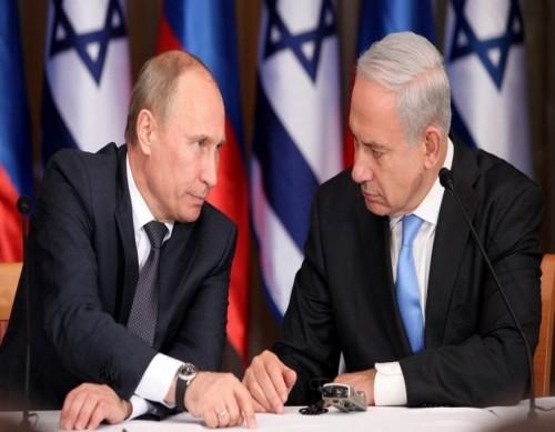 """الخميس.. نتنياهو يلتقي بـ"""" بوتن """" في موسكو قبيل الانتخابات"""