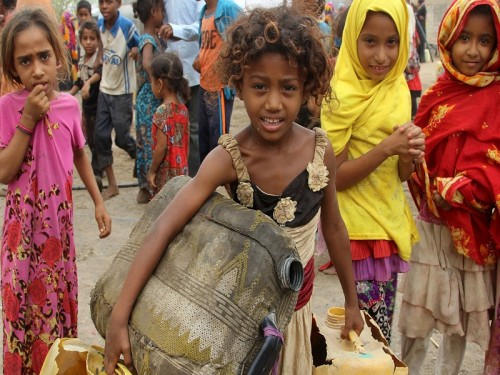 """أكثر من 113 مليون شخص في 53 دولة يعانون """"الجوع الحاد"""""""
