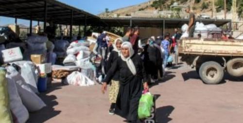 لبنان: اتفاق بين الفرقاء السياسيين على وجوب عودة النازحين السوريين لأوطانهم