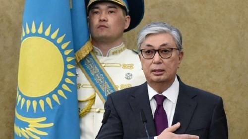 الرئيس الكازاخستاني الجديد يعلن عن تطوير التحالف مع روسيا