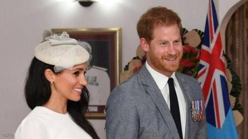 الأمير هاري وزوجته ينشأن حسابهما الرسمي على إنستغرام