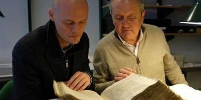 بمكتبة جامعة كوبنهاجن.. العثور على مخطوطة مفقودة تعود لابن كولومبوس