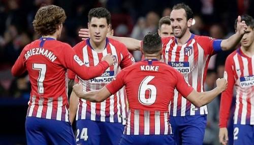 مانشستر يونايتد يخطط لخطف لاعب أتلتيكو مدريد