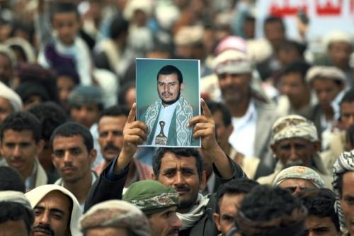 شاهد.. مقطع مصور يلخص استراتيجية الحوثي التوسعية في اليمن
