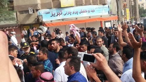مليشيا الحرس الثوري تقتل مواطنًا أحوازيًا وتصيب 4 آخرين (تفاصيل)