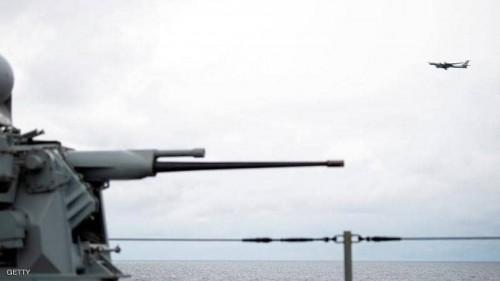 بريطانيا تطلق طائرات مقاتلة لمراقبة قاذفتين روسيتين اقتربتا من مجالها الجوي