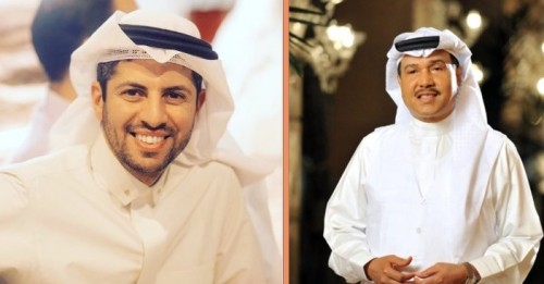 محمد عبده والمنشد ربيع حافظ يطربان من داخل أحد سجون جدة (فيديو)