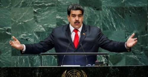 رئيس فنزويلا: لابد من زيادة عدد قوات الدفاع الشعبى فى البلاد