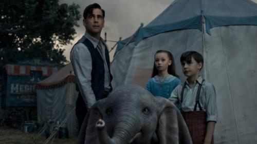 """19 أبريل.. عرض فيلم ديزني """"Dumbo"""" بهونج كونج"""