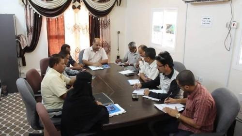 اجتماع موسع لمنع انتشار وباء الكوليرا والدفتيريا في حضرموت