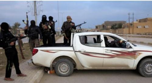 مقتل ثلاثة أشخاص وإصابة رابع بالأنبار العراقية