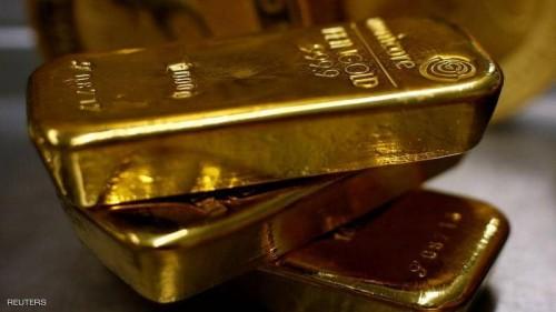 الذهب يتعافى بعد 10 أسابيع من الانخفاض