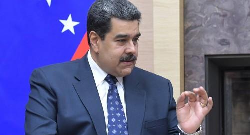 """""""مادورو"""": فنزويلا تواجه حرب بدون أسلحة"""