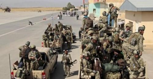 ارتفاع القتلى في هجوم حركة طالبان على مواقع أمنية بأفغانستان لـ66 قتيلا