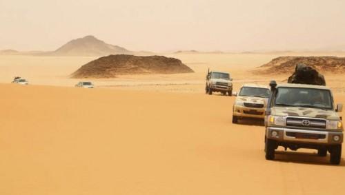 3 مشاهد من تحركات الجيش الليبي تجاه طرابلس