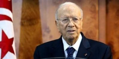 السبسي يعلن تمديد حالة الطوارئ في تونس