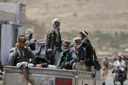 مصرع 4 قيادات ميدانية حوثية في معارك شمال غرب الضالع