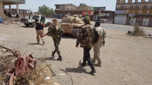 الحزام الأمني والمقاومة يكبدان المليشيات خسائر كبيرة شمال الضالع