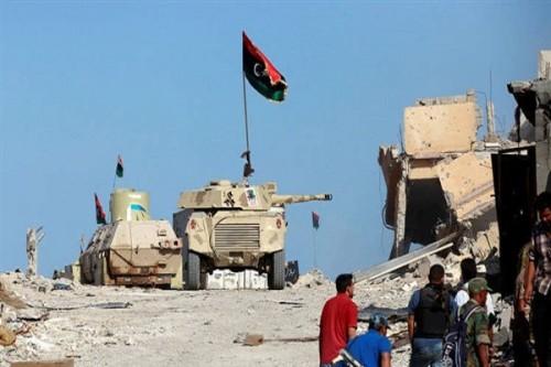 تعرف على الفصائل الإرهابية التي يقاتلها الجيش الليبي بطرابلس