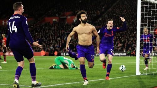 ليفربول يفوز على ساوثهامبتون 3-1 في الدوري الإنجليزي