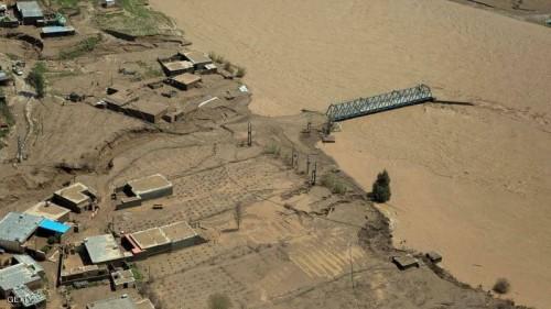إيران..  ارتفاع حصيلة ضحايا الفيضانات إلى 70 قتيلاً و791 مصابًا