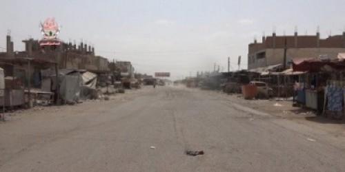 مليشيا الحوثية تواصل قصف مواقع العمالقة بالحديدة