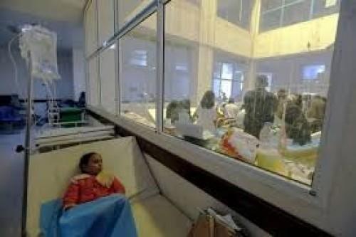 حملة طبية جديدة للحد من انتشار الكوليرا في تعز