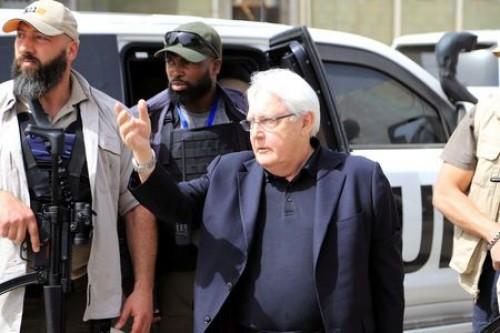بعد تأجيل زيارة «غريفيث» لصنعاء.. هل فشل «لوليسغارد» بإقناع الحوثيين؟
