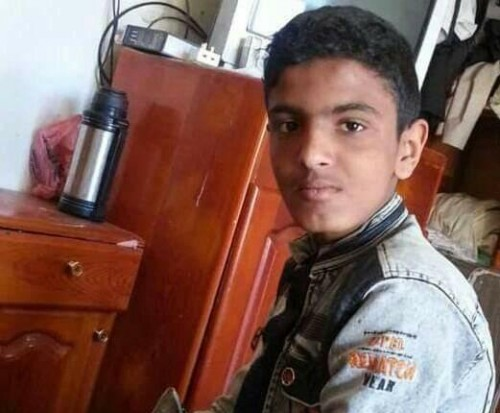 اختفاء نجل الصحفي محمد العديني في صنعاء