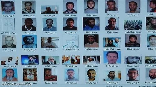 الجيش الليبي يحدد أسماء الإرهابيين المطلوبين بطرابلس