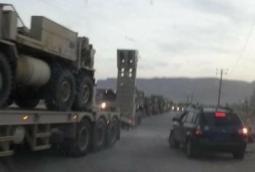 وصول لواء سعودي ومعدات عسكرية إلى سيئون (تفاصيل)