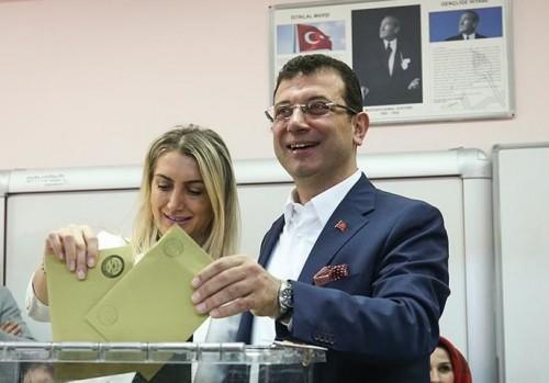 المعارضة التركية تؤكد تقدمها بصناديق رئاسة بلدية اسطنبول