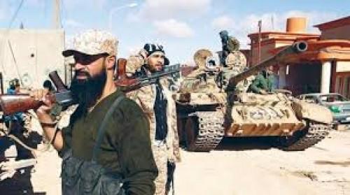 شاهد.. كيف تدعم قطر المليشيات في ليبيا؟