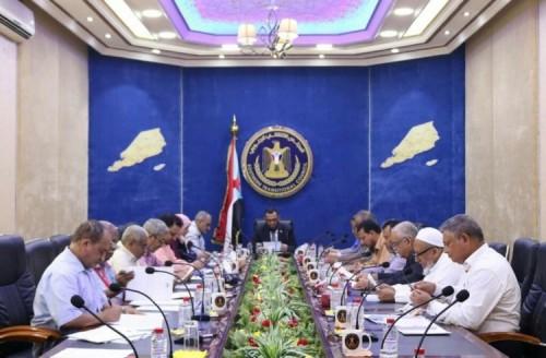 هيئة رئاسة الانتقالي تبحث آخر المستجدات السياسية على الساحة الجنوبية