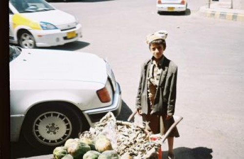 لماذا تنتشر عمالة الأطفال في صنعاء؟