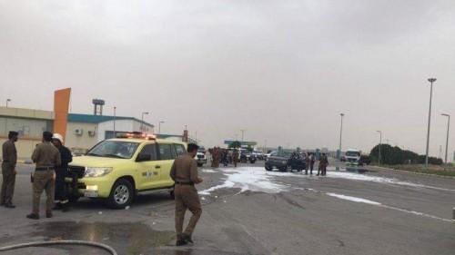 التليدي يوجه الشكر إلى رجال الأمن في السعودية بعد تصديهم للهجوم الإرهابي