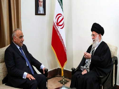 العراق يرفض تدخلات المرشد الإيراني بسياسته الداخلية