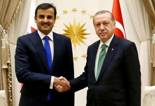 قطر تتلقى الأوامر من تركيا لسرقة ذهب كازخستان