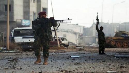 رغم دعوات الأمم المتحدة للهدنة.. تواصل الاشتباكات بطرابلس الليبية