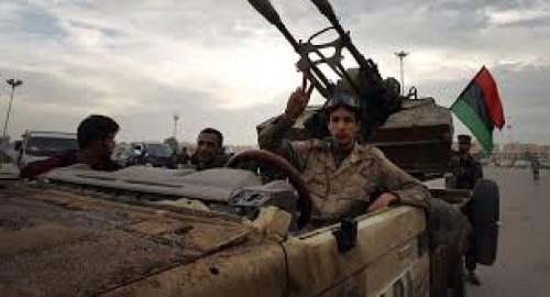 ليبيا.. قوات الجيش تسيطرعلى معسكر اليرموك جنوب طرابلس