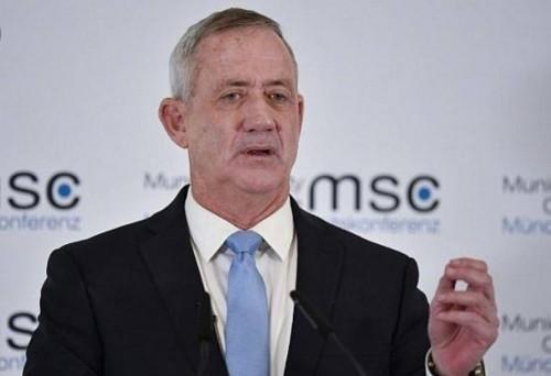 غانتس: أتوقع تأجيل الإعلان عن خطة السلام الأمريكية بين إسرائيل وفلسطين