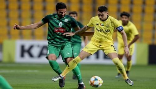 الوصل يخسر ويعقد موقفه في دوري أبطال آسيا