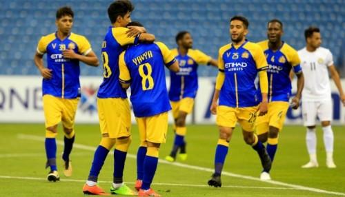 النصر يحقق فوزا كبيرا على الزوراء في دوري أبطال آسيا