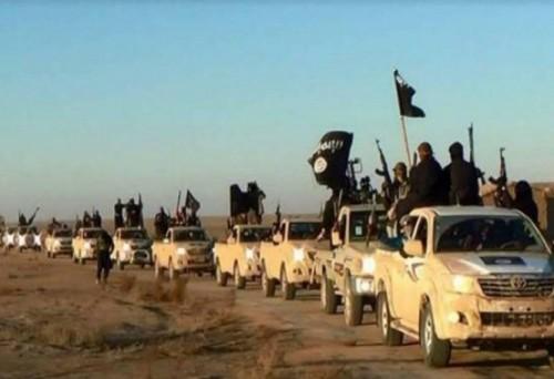 """مصادر: قطر وتركيا يستعينان بـ"""" داعش """" لتخفيف الضربة على مليشيا طرابلس"""